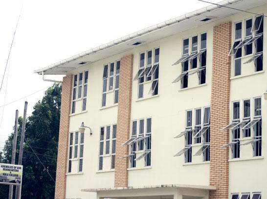AG Bible School and Headquarters, Guyana