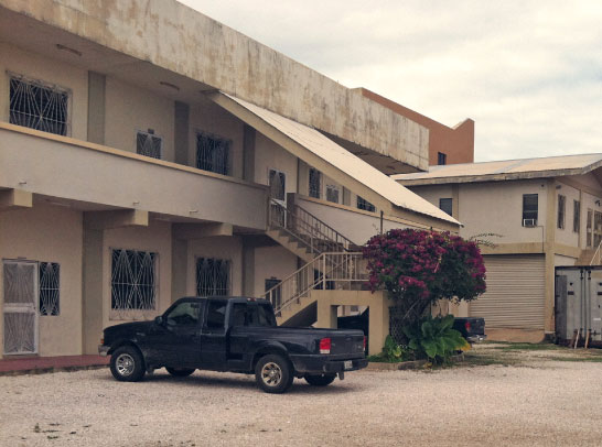 CST Extension, Belize